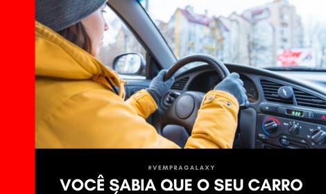 Você sabia que o seu carro também sofre com o frio?